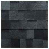Bardeau «Everest 42», fibre de verre, noir cobalt, 19/pqt