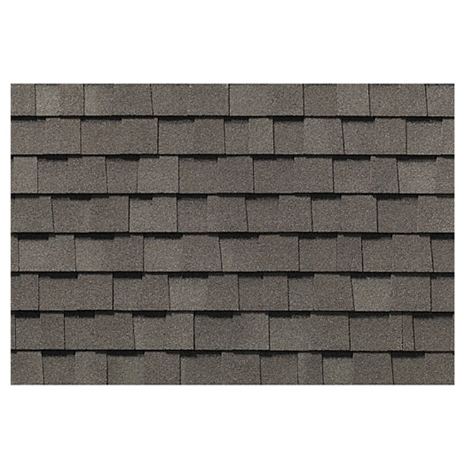 Roofing Shingle « Everest 42 » - 32.9 ft/sq - Driftwood