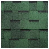Roofing Shingle « Everest 42 » - 32.9 sq.ft. - Green Jade