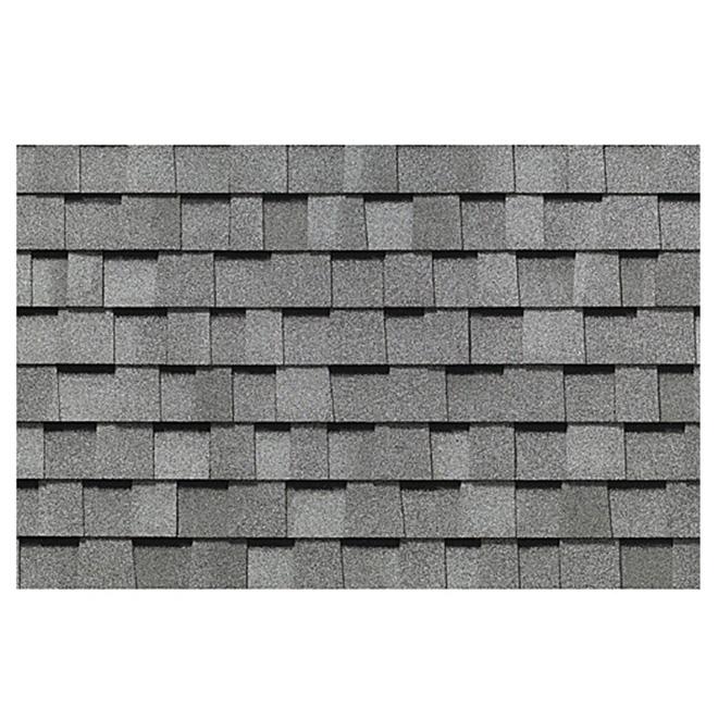 Bardeau de toiture, « Everest 42 », 32,9 pi², gris argent