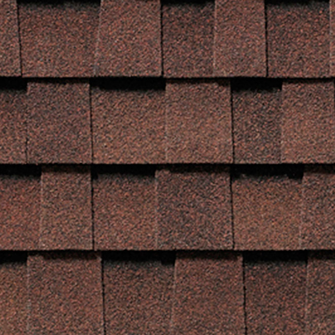 Roofing Shingle « Mystique 42 » - 32.9 sq.ft. - Autumn Brown