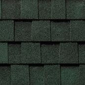Mystique 42 Roofing Shingle - 32.9 sq. ft - Boreal Green