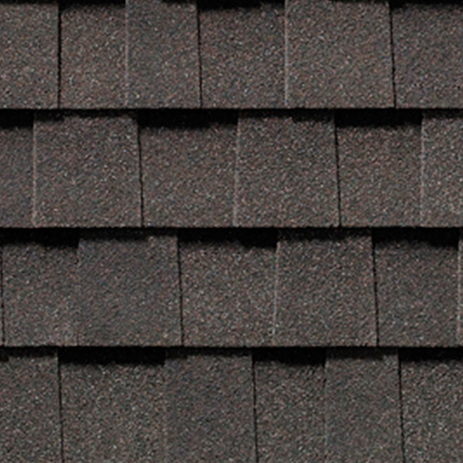 Roofing Shingle - Mystique 42 - 32.9 sq.ft.- Brown Stone