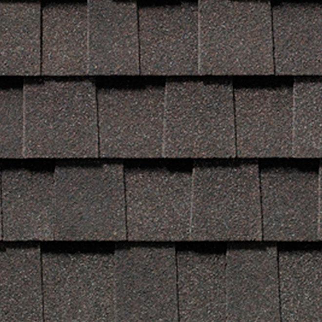 Bardeau de toiture, Mystique 42, 32,9 pi², brun pierre