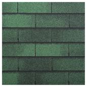 Roofing Shingle « Yukon SB » - 32.9 sq.ft - Green Jade