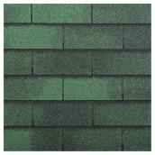 Bardeau de toiture « Yukon SB », 32,3 pi², vert jade