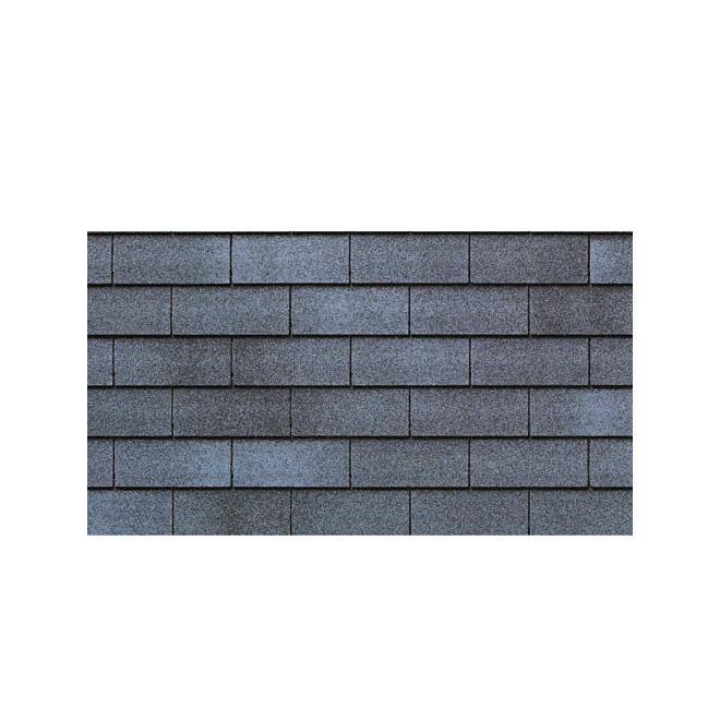 Roofing Shingle « Yukon SB » - 32.9 sq.ft - Blue Seychell