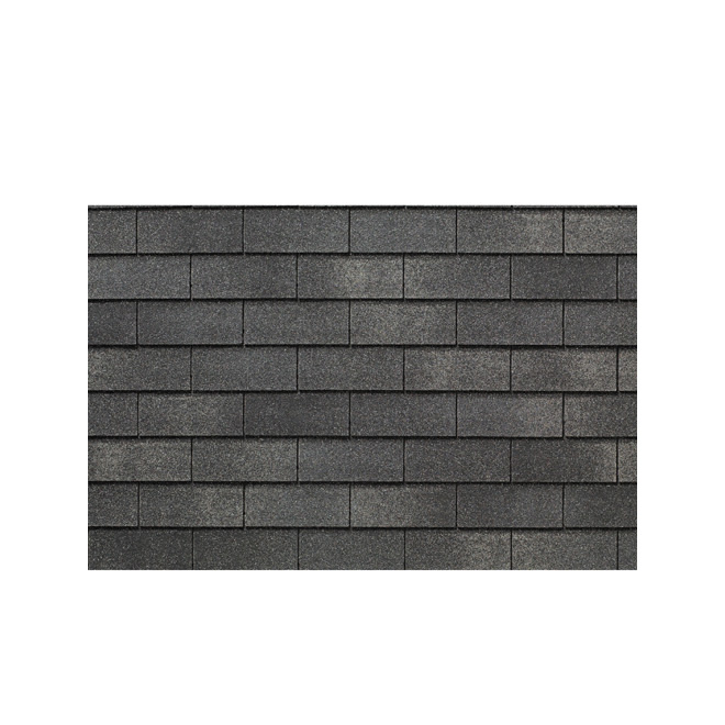 """Yukon SB"" Shingle - Fibreglass - Twilight Grey - 21/PK"