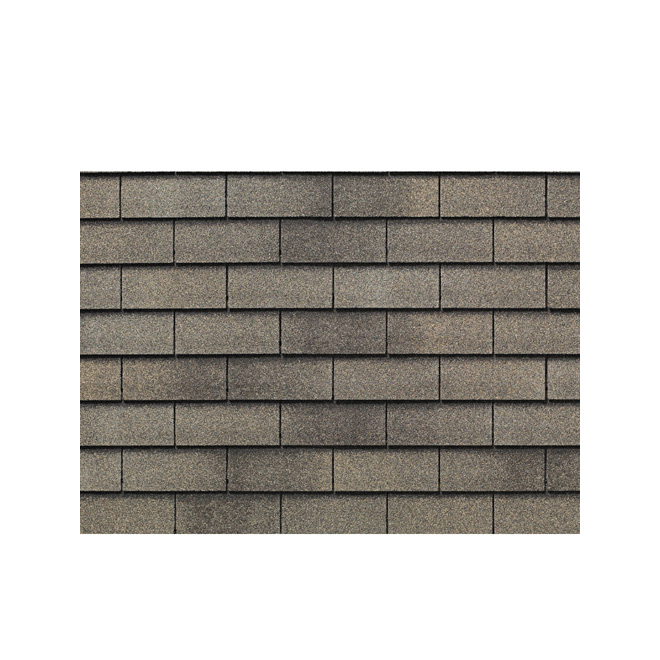 """Yukon SB"" Shingle - Fibreglass - Weathered Rock - 21/PK"