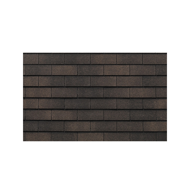 Roofing Shingle « Yukon SB » - 32.9 sq.ft - Autumn Brown