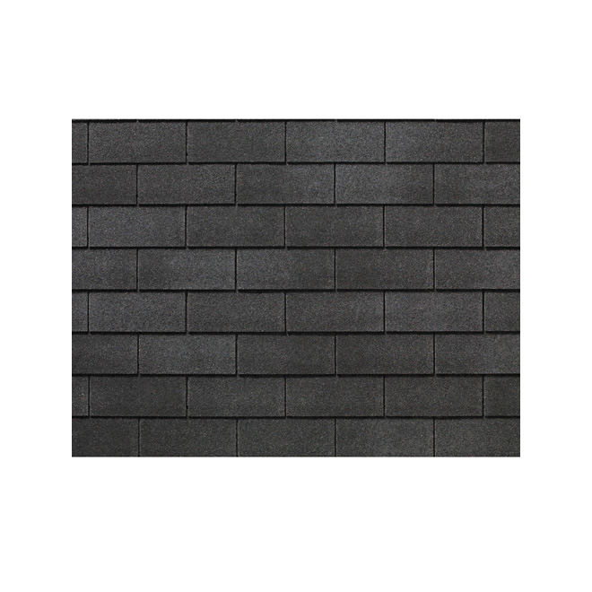 Roofing Shingle « Yukon SB » - 32.3 sq.ft - Shadow Black