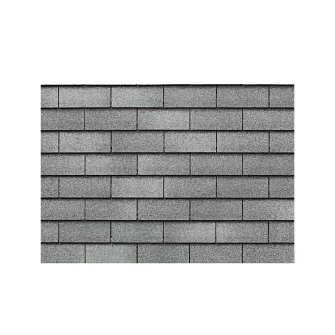 Bardeau de toiture « Yukon SB », 32,3 pi², gris argent
