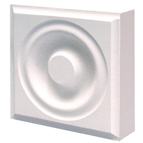 Moulding - Primed MDF Corner Block