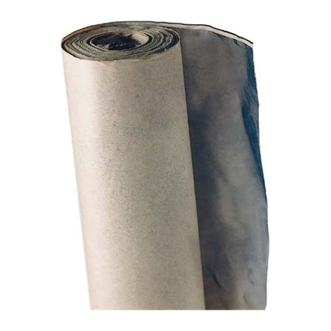 Rouleau de coupe-vapeur Atlantic ACP, gris, renforcé de fibre de verre, 400 pi²