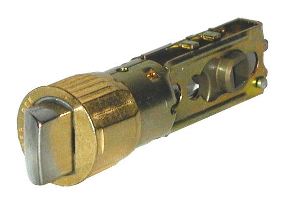 Replacement Latch - Adjustable - Satin Brass