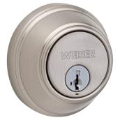Double Cylinder Deadbolt -
