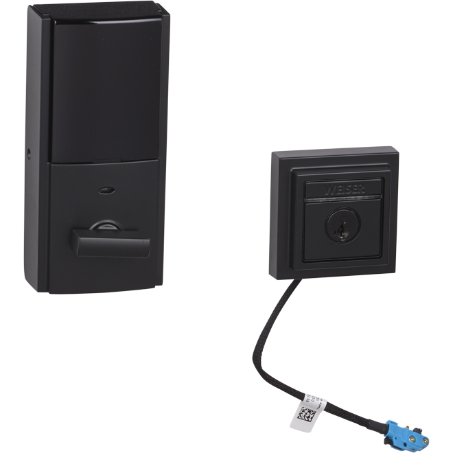 Kevo 2 Electronic Lock - Black Matte