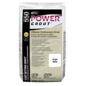 Coulis à prise rapide Power Grout, 10 lb, blanc brillant