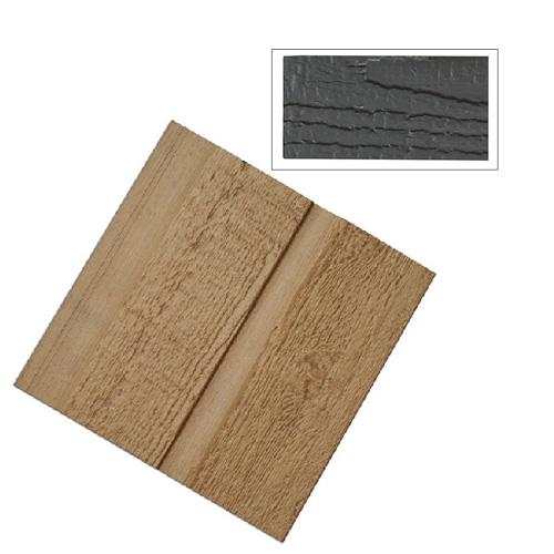 "Granite ""Ridgewood D-5"" Prefinished Siding 5"" x 12"""
