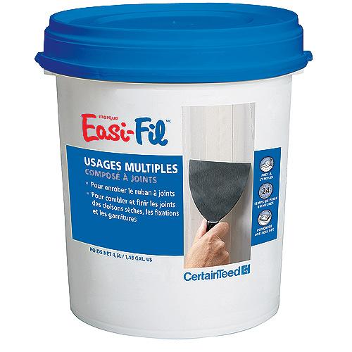 Ciment à joints usages multiples 4,5 L