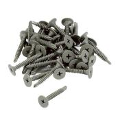"Permabase Screws 1 1/4"" - Metal Grey"