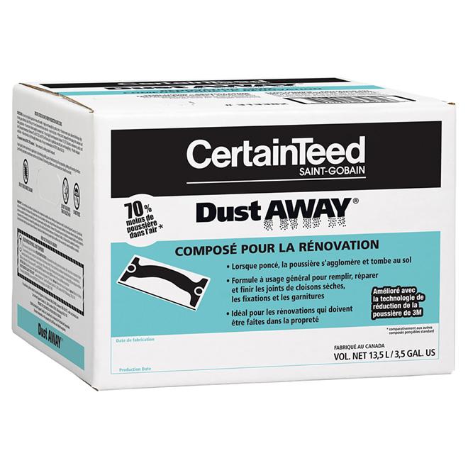 Ciment à joints Dust Away 13,5 L
