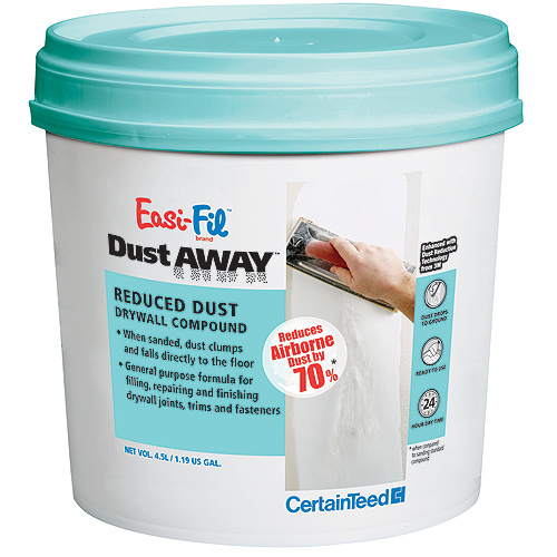 Dust Away Drywall Compound 4.5 L