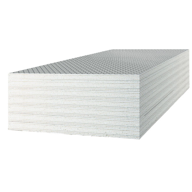 "DiamondBack Tile Backer Board - 1/2"" x 4' x 8'"