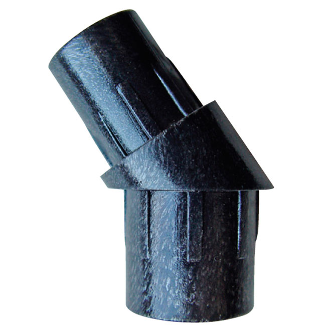 Baluster Connector for Deck Rail - Black