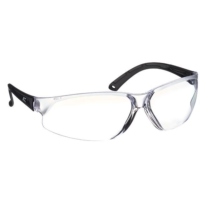 Tasman Safety Glasses - Clear - UVA/UVB/UVC Protection