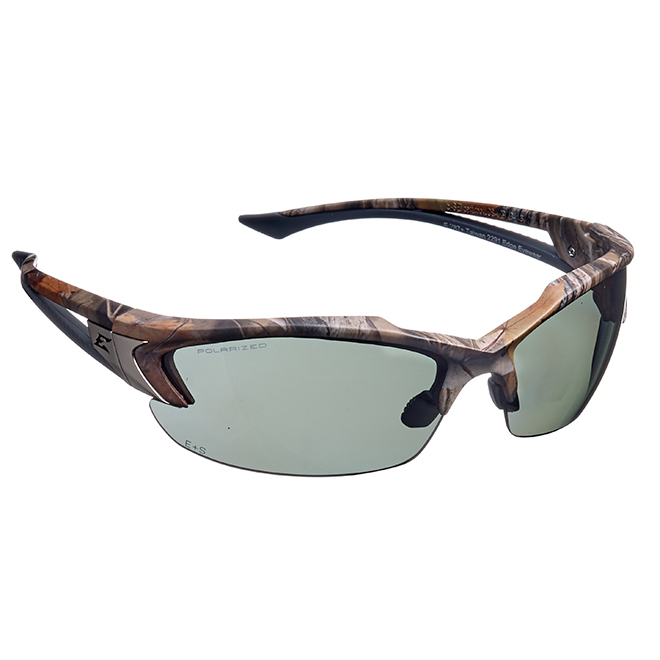 Safety Glasses Kit - Camouflage - Smoked Lenses