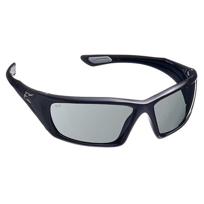 Safety Glasses Robson - Vapor Shield - Black - Smoked