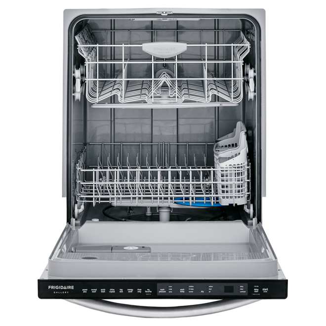 Built-in Tall Tub Dishwasher - Stainless