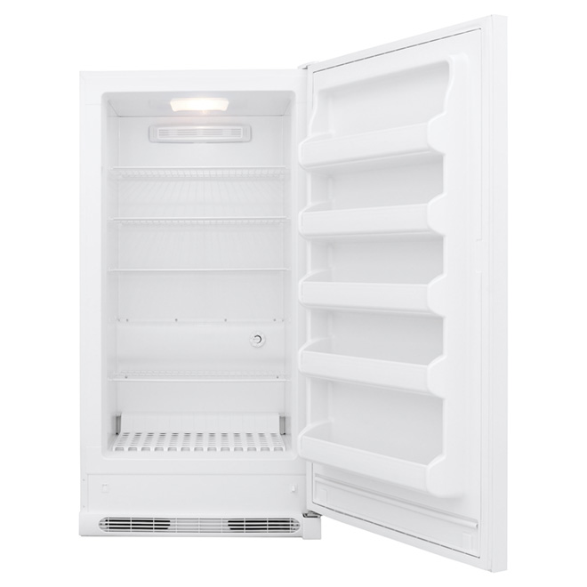 "All Refrigerator - 34"" - 16.6 cu. ft. - White"