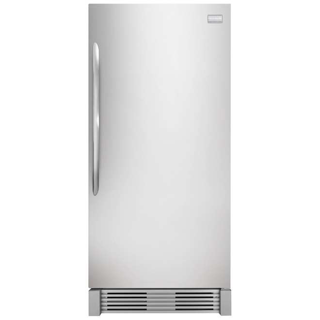 """All Refrigerator - 32"""" - 19 cu. ft. - Stainless Steel"""