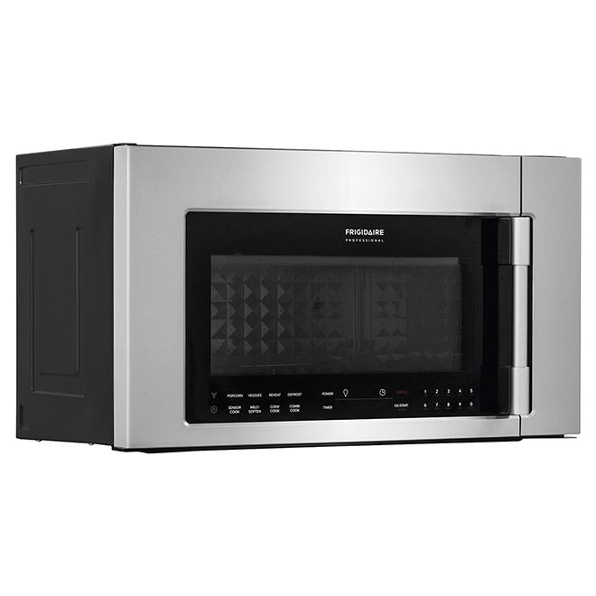 2-in-1 Convection and Microwave Oven - 1.8 cu. ft. - Stainless Steel
