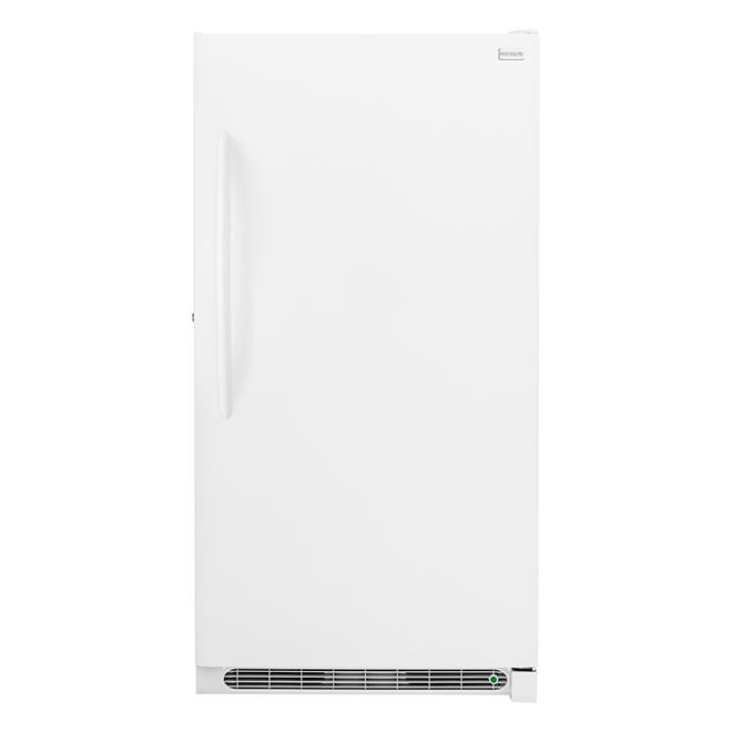"""Upright Freezer - Vertical - 34"""" - 16.6 cu. ft. - White"""