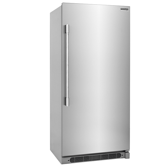 Upright Refrigerator with SpacePro - 19 cu. ft. - Stainless