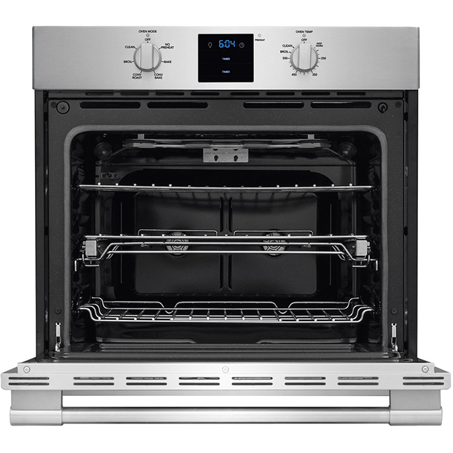 "Convection Oven with Temperature Probe- 30""- 5 cu. ft. -Stainless"