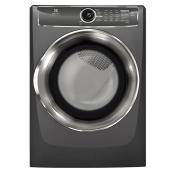 Gas Steam Dryer with Allergen Cycle - 8 cu.ft. - Titanium