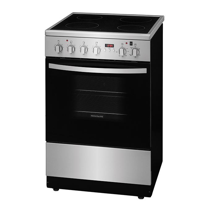 Free-Standing Electric Range - 1.9 cu. ft. - Black
