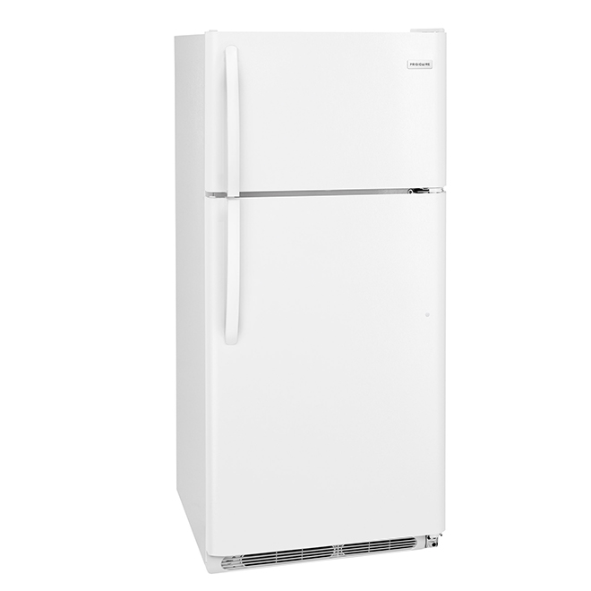 "Top-Freezer Refrigerator - 30"" - 18.0 cu. ft. - White"