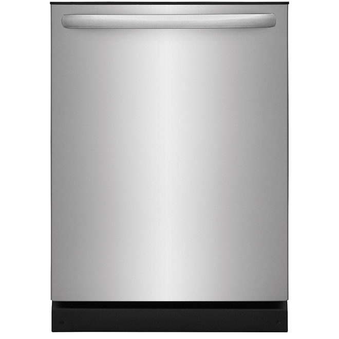 """Built-In Tall Tub Dishwasher - 24"""" - Stainless Steel"""