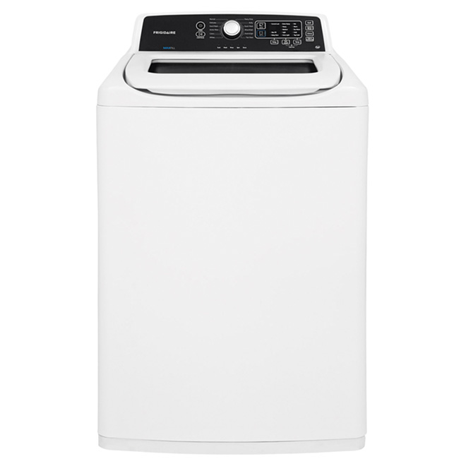 Top-Load High-Efficiency Washer - 4.7 cu. ft IEC - White