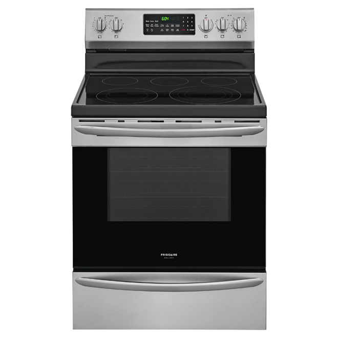 Electric Convection Range - 5.7 cu. ft. - Stainless Steel