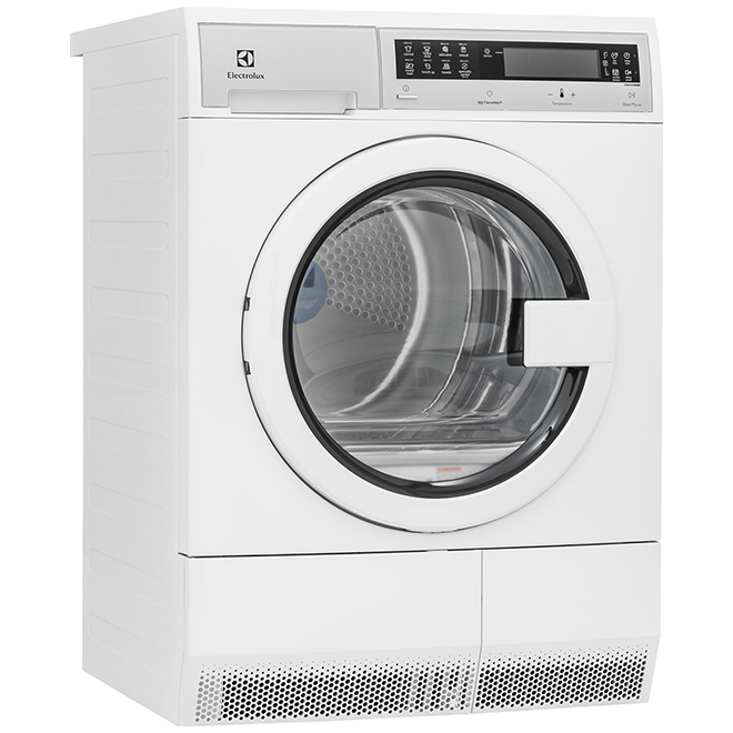 Electric Condensation Dryer - 4.0 cu. ft. - White