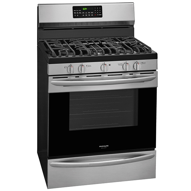 Gas Convection Range with Probe - 5 cu. ft - Stainless Steel