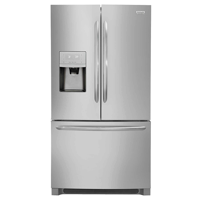 Counter-Depth Refrigerator - 21.7 cu. ft. - Stainless Steel
