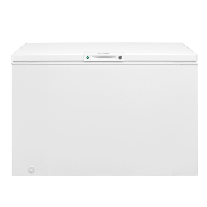 "Chest Freezer - Horizontal - 49 1/2"" - 12.8 cu. ft. - White"