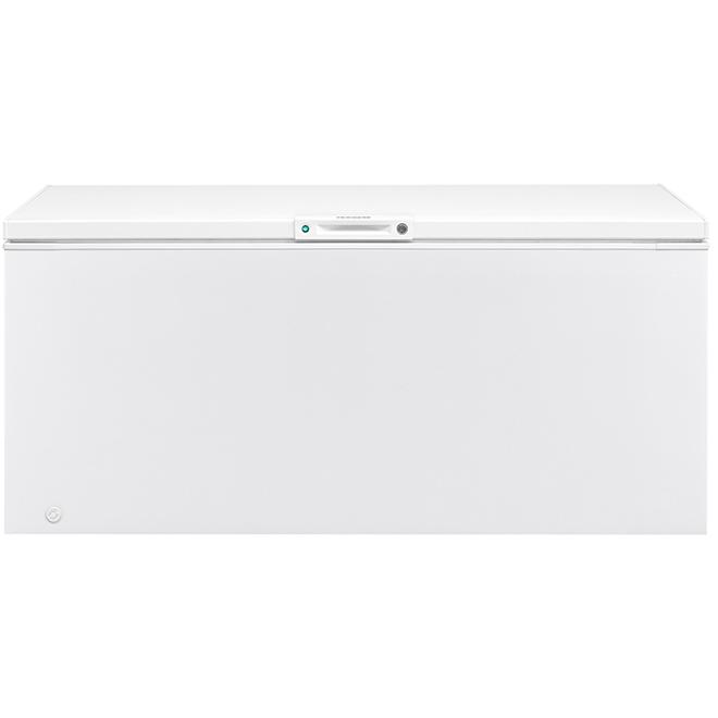 "Frigidaire Chest Freezer - 73 11/16"" - 19.8 cu. ft - White"